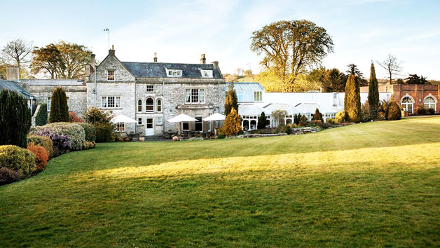 Buy One Night Spa Break with 25 Minute Treatment for Two at Bannatyne Charlton House