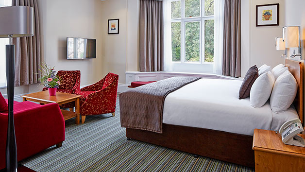 Overnight Stay And Breakfast At The Abbey Hotel