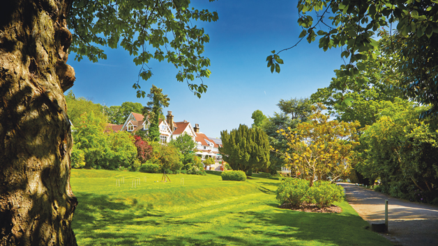 Champneys Relax Spa Day At Champneys Springs Health Farm