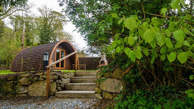 Two Night Family Camping Pod Getaway In Devon