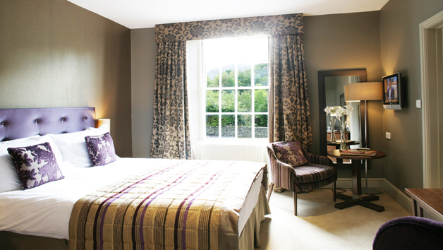 Boutique Escape For Two At Rothay Garden Hotel  Cumbria