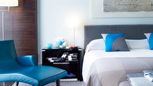 Luxury Overnight Stay With Dinner For Two At The Lowry Hotel