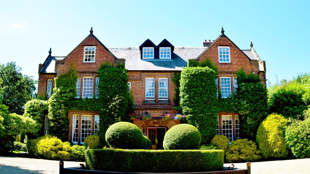 Overnight Break For Two At Nunsmere Hall
