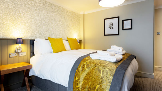 Overnight Getaway With Three Course Dinner At The Eaton Oak For Two