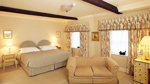 One Night Castle Escape For Two At Hazlewood Castle