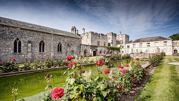 One Night Castle Escape For Two With Three Course Dinner At Hazlewood Castle