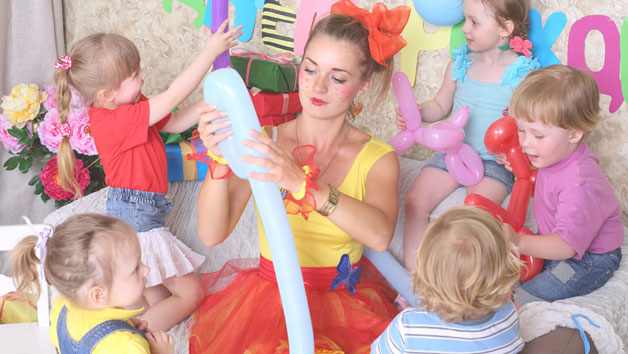 Online Childrens Entertainment Diploma Course For One