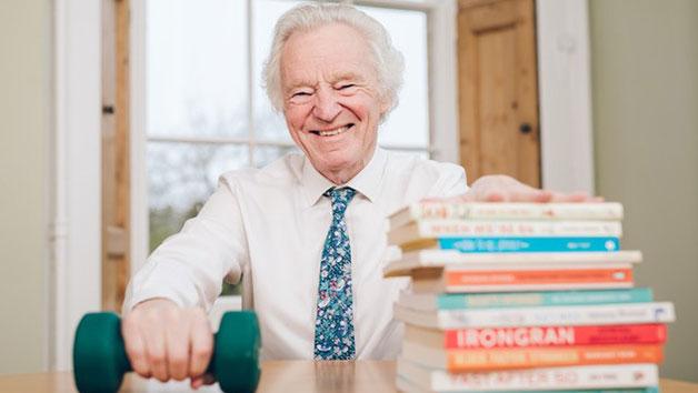Wellbeing Online: Living Longer Better Course With An Expert