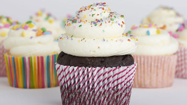 Complete Cupcake Decorating Online Bundle Course For One