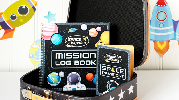 10 Month Space Journey Kids Subscription For One