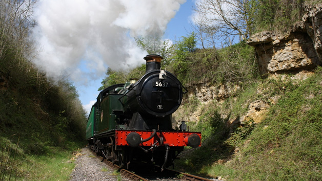 East Somerset Railway Family Day Rover Ticket