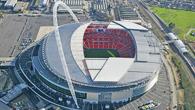 Buy Tour of Wembley Stadium for Two Adults