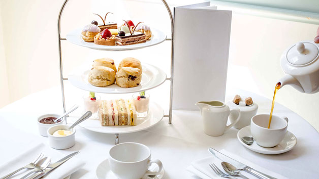 Traditional Afternoon Tea At The Hansom  London For Two