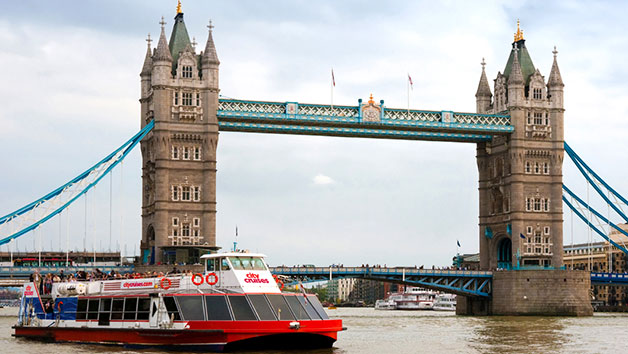 Buy Thames Lunch Cruise for Two