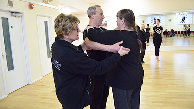 Dance Class For Two At Ipswich School Of Dancing