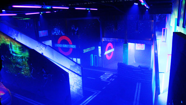 Click to view product details and reviews for Family Entry To Laser Quest Leeds.