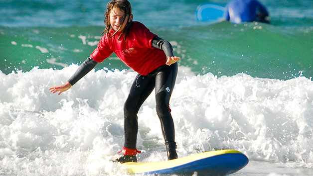 Surfing Experience For Two At Dan Joel Surf School