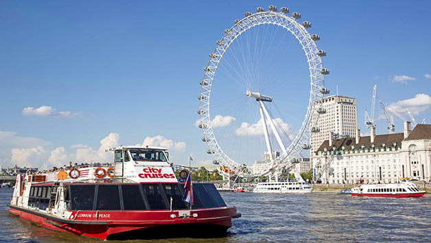Thames Cruise With Lunch For Two