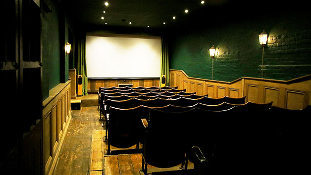 Vintage Cinema Screening With Cocktails At TT Liquor For Two