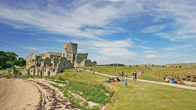 Three Bridges And Blackness Castle Cruise With Cream Tea For Two