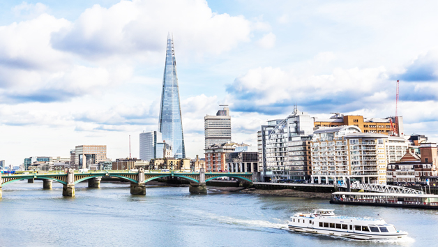 Westminster Thames Sightseeing Cruise For A Family Of Five  Return Ticket