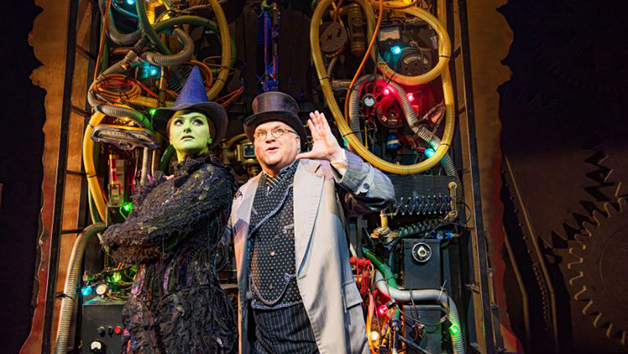 Wicked The Musical Theatre Tickets For Two