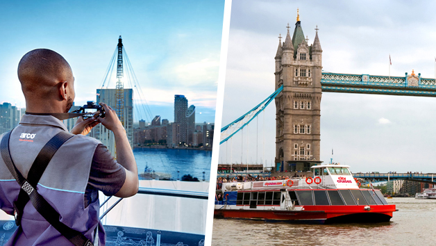 Click to view product details and reviews for Up At The O2 Experience And Thames Cruise For Two.
