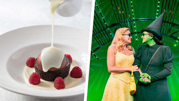 West End Theatre Tickets And A Three Course Meal With Wine At Prezo For Two