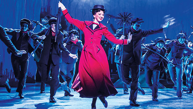 Mary Poppins Silver Theatre Tickets For Two