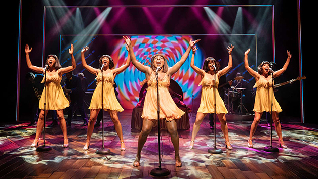 Tina  The Tina Turner Musical Silver Theatre Tickets For Two