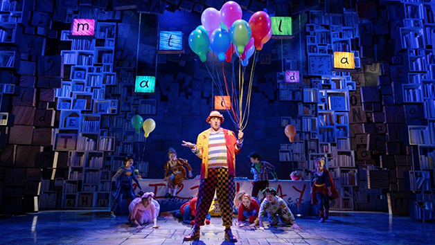 Matilda The Musical Theatre Tickets For Two