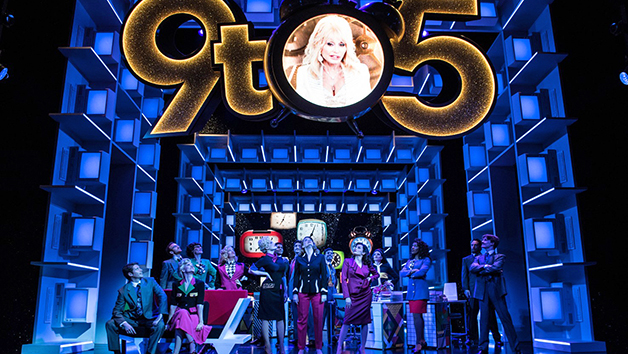 Dolly Parton Presents: 9 To 5 The Musical Silver Theatre Tickets For Two