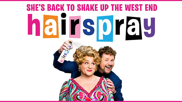Hairspray Theatre Tickets For Two