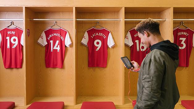 Arsenal Tour Of Emirates Stadium For One Adult
