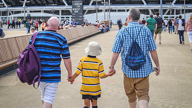 Family Tour Of The London Stadium - Two Adults And Two Children