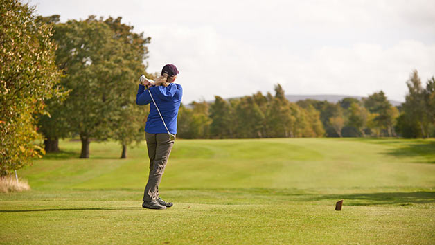 An Hour Golf Lesson With A Pga Professional And Lunch At Dalmahoy Hotel And Country Club For Two