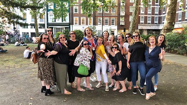 London Silent Disco Walking Tour For Two