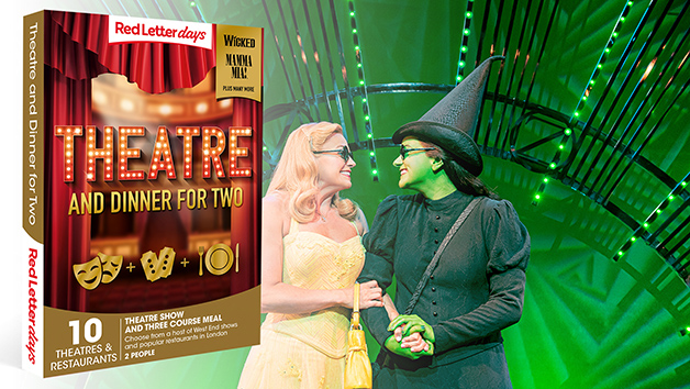 Theatre And Dinner For Two Gift Box