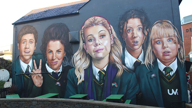 Derry Girls Eight Hour Tour By Coach From Belfast For Two