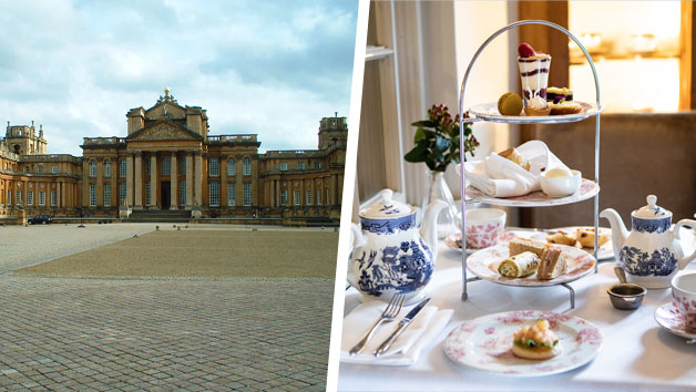 Blenheim Palace Entry And Champagne Afternoon Tea For Two