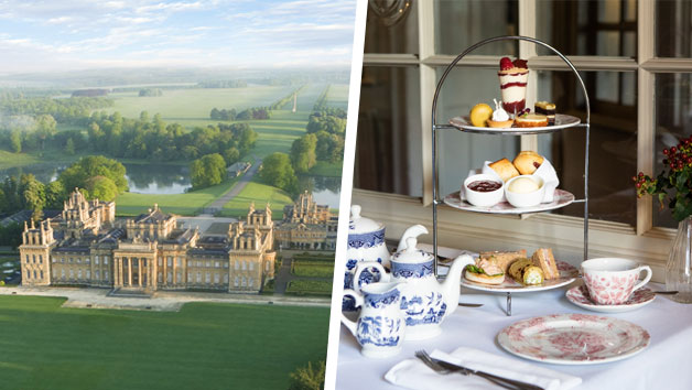 Blenheim Palace Entry And Afternoon Tea For Two