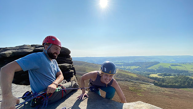 Two Day Introduction To Rock Climbing Course For One