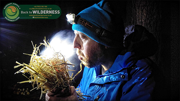 Survival Skills Choice Voucher With Back To Wilderness For Two People