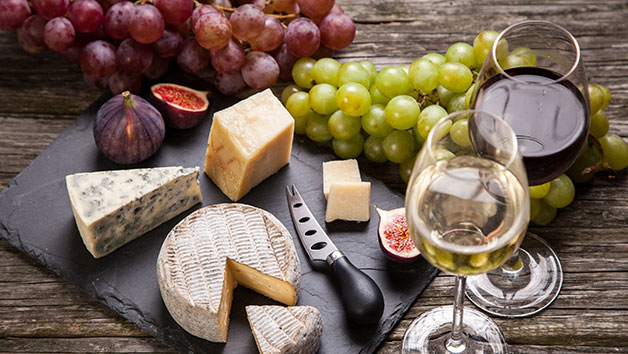 A Tour Of Hedingham Castle With A Luxury Wine And Cheese Pairing Experience For Two