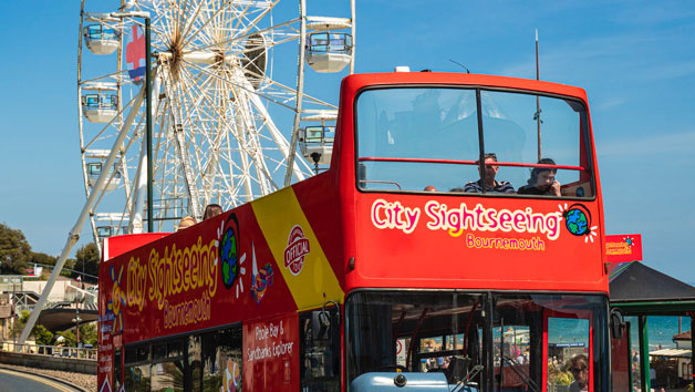 48 Hour Family Bus Pass For City Sightseeing Bournemouth