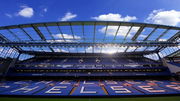 Classic Stadium Tour Of Chelsea FC Stamford Bridge For Two Adults