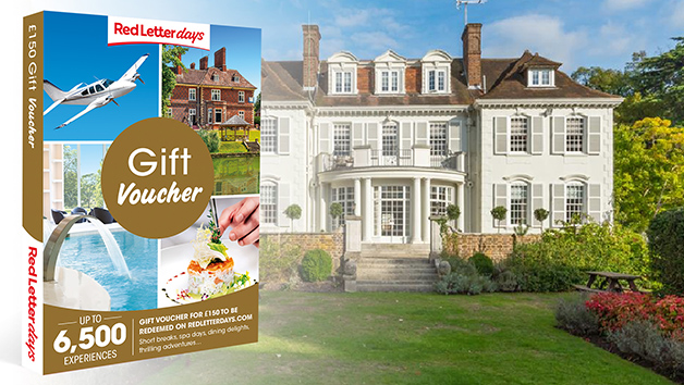 £150 Red Letter Days Gift Voucher