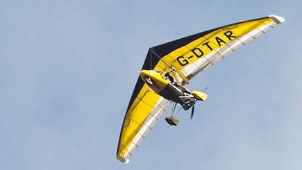 60 Minute Flex Wing Microlight Flight