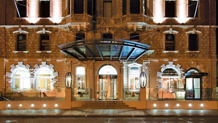 Two Night Boutique Escape for Two at Ambassadors Bloomsbury Hotel