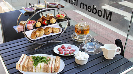 Afternoon Tea for Two at Number Twelve Restaurant
